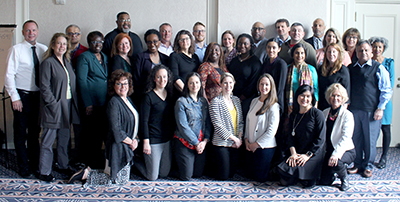 Participants from ERCs and INCLUDES project convened in Seattle in April 2019 to discuss broadening participation in NSF programs.