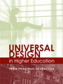 Thumbnail image of book cover of Universal Design in Higher Education
