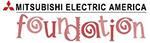 Mitsubishi Electric America Foundation logo.