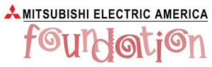 Logo for Mitsubishi Electric America Foundation