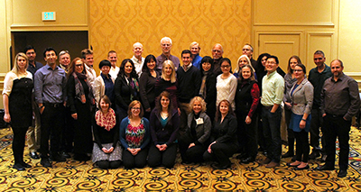 All participants attending the CBI.