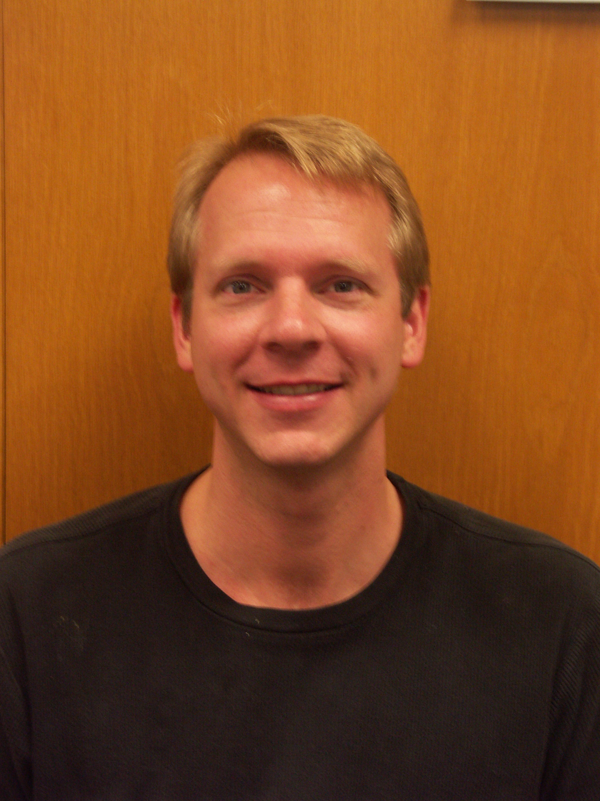 Picture of DO-IT Staff member Scott Bellman
