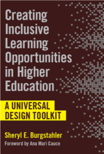 Creating Inclusive Learning Opportunities in Higher Education book cover
