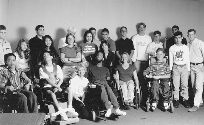 1996 Scholars