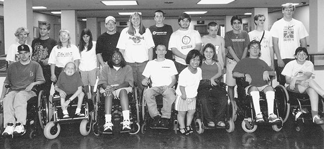 1997 Scholars