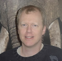 Picture of DO-IT Staff member Terry Thompson