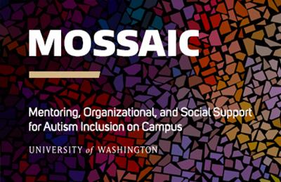 UW MOSSAIC logo.