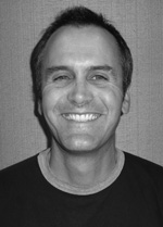 Photo portrait of DO-IT technology specialist Doug Hayman