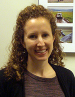 Photo portrait of DO-IT staffer Jodi McKeeman