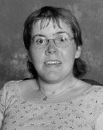 Photo portrait of Katrina