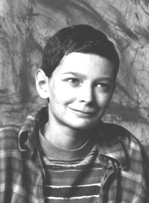 Photo portrait of 1995 DO-IT Scholar Matthew Porter