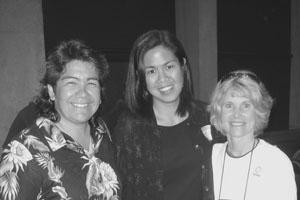 Image of DO-IT Mentors and Sheryl