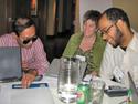 Photo of CBI discussion group participants