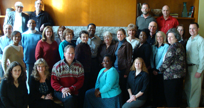 Group photo of CBI participants