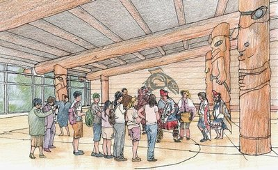Campus 'House of Knowledge' longhouse a long-awaited dream