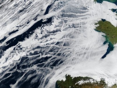 Making clouds brighter: Could geoengineering slow climate warming ...