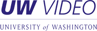 UW Video logo
