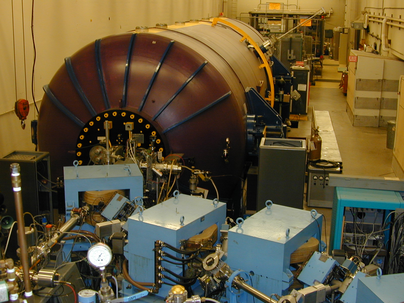 Center for Experimental Nuclear Physics and Astrophysics (CENPA) image