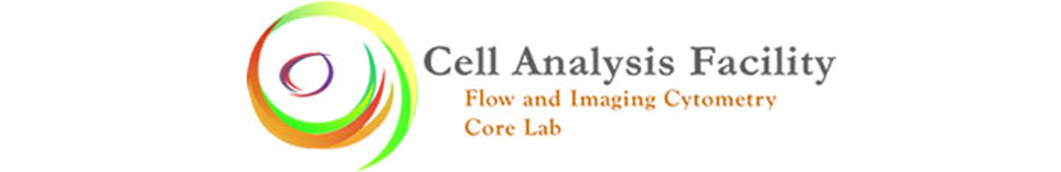 Cell Analysis Facility logo