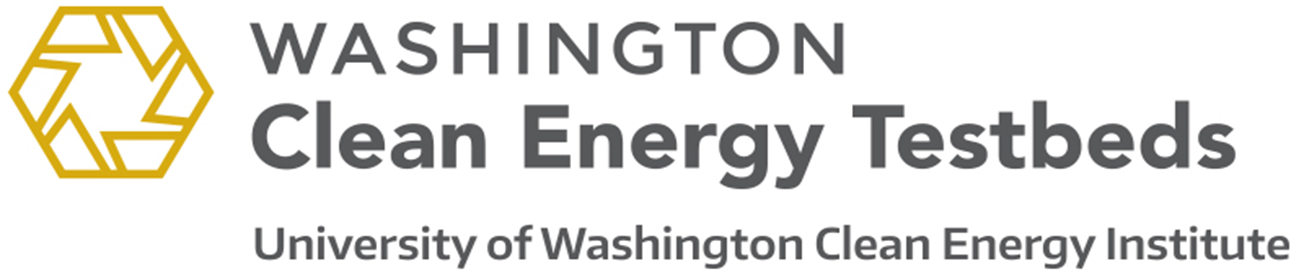 Washington Clean Energy Testbeds logo