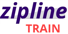 Zipline Train Logo