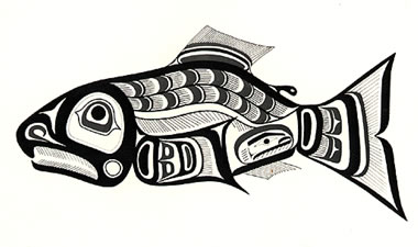 salmon fish historic