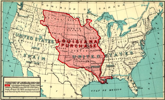 Worksheets Louisiana Purchase Activity : Center for the study of pacific northwest