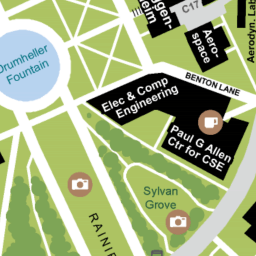 Lander Campus Map.Campus Maps
